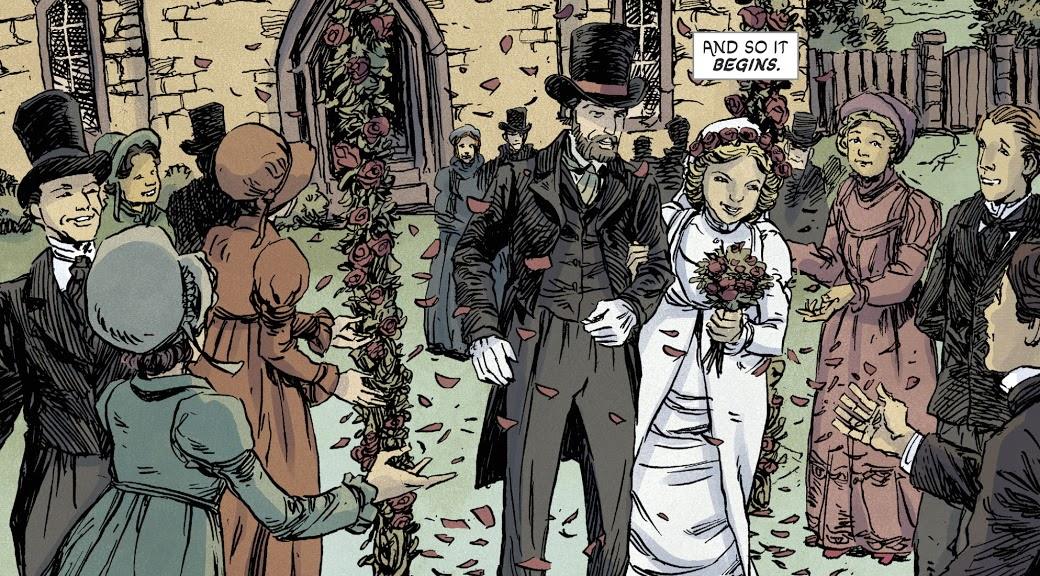 Рецензия на комиксы «The Dollhouse family» | Канобу - Изображение 3123