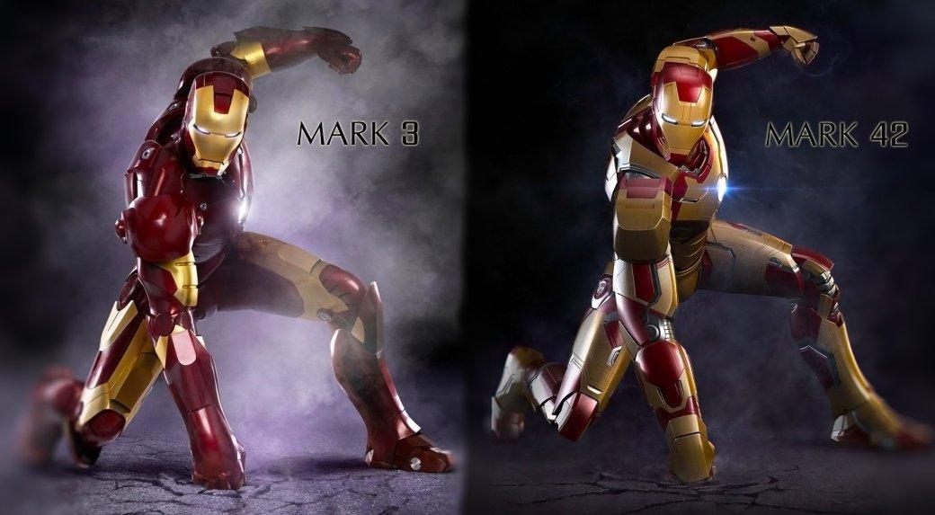 Железный Человек. Трилогия | Канобу - Изображение 4