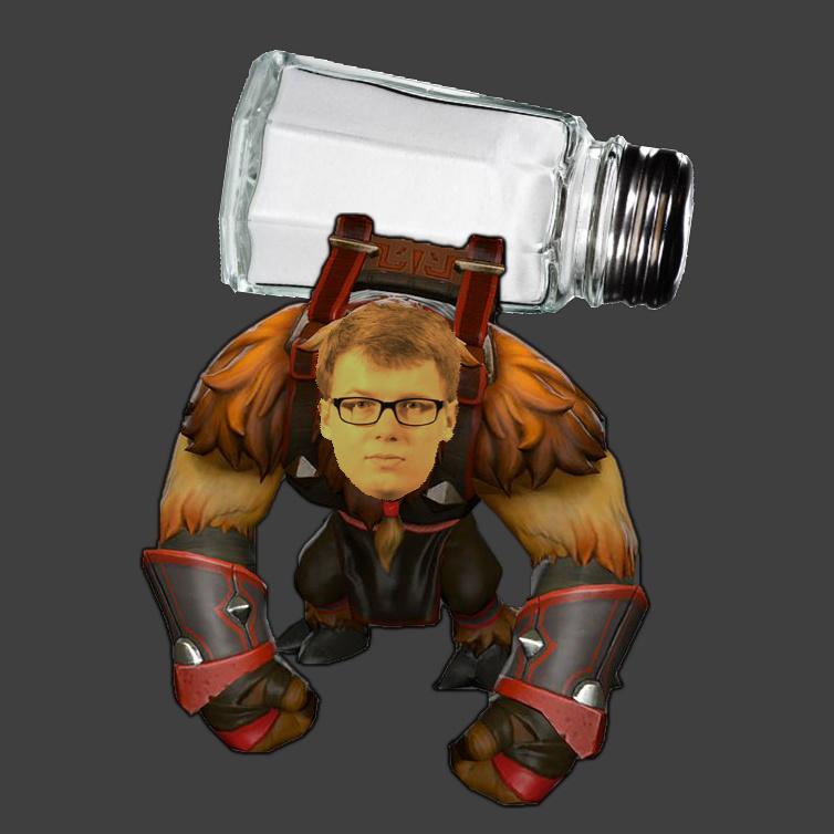 фотография ехидного шейкера рулон пакетов