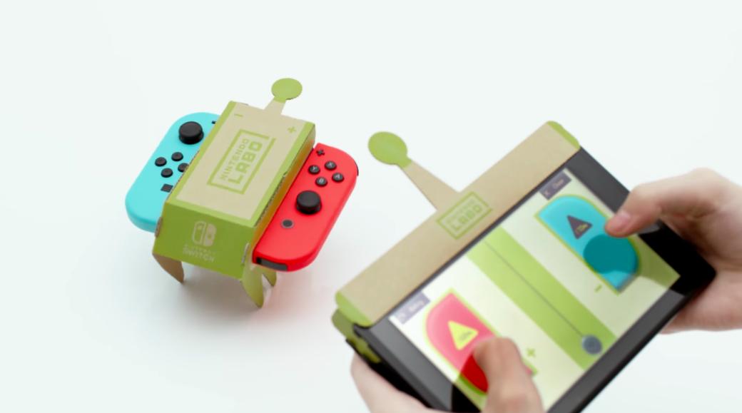 Мнение. Nintendo Labo — НЕВЕРОЯТНО крутая штука. - Изображение 2