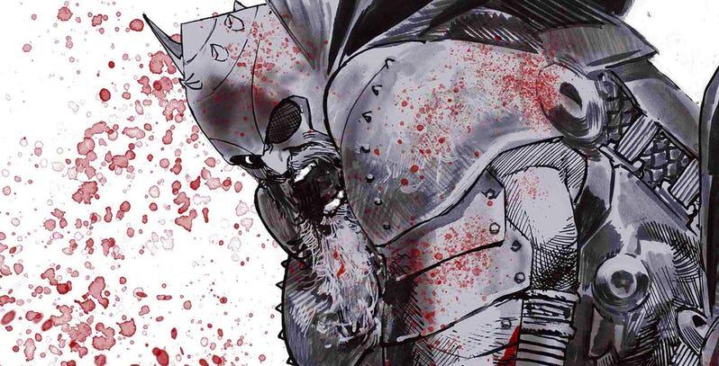 Marvel наконец анонсировала комикс про Короля Тора— бога грома вдалеком будущем, где онВсеотец   Канобу - Изображение 1