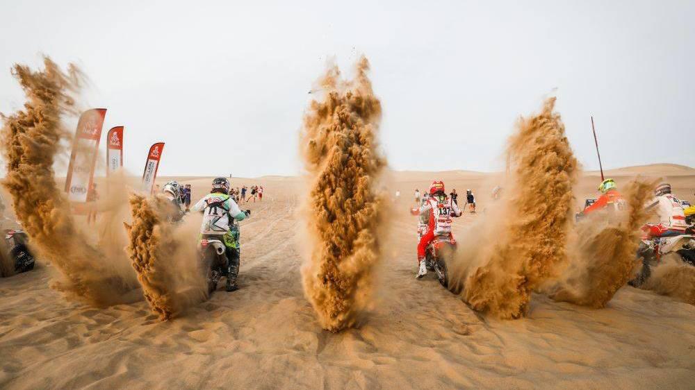 «Арабская ночь, горячий песок»: любимые автомобильные развлечения Ближнего Востока | Канобу - Изображение 2