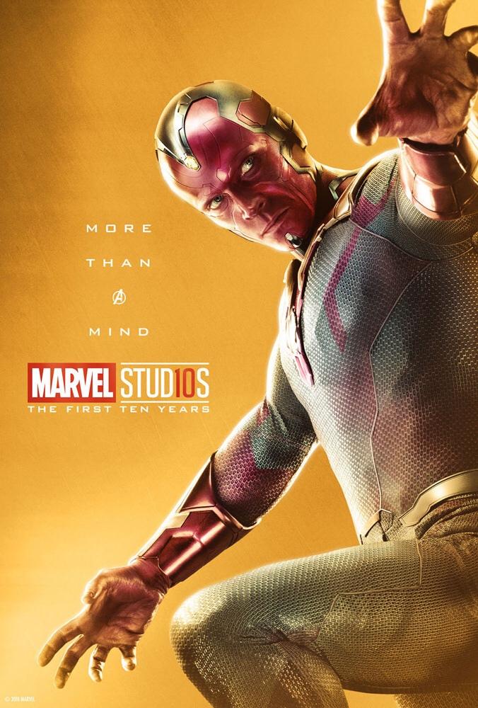 «Больше, чем легендарный преступник». ВСети появились новые юбилейные постеры Marvel Studios | Канобу - Изображение 5
