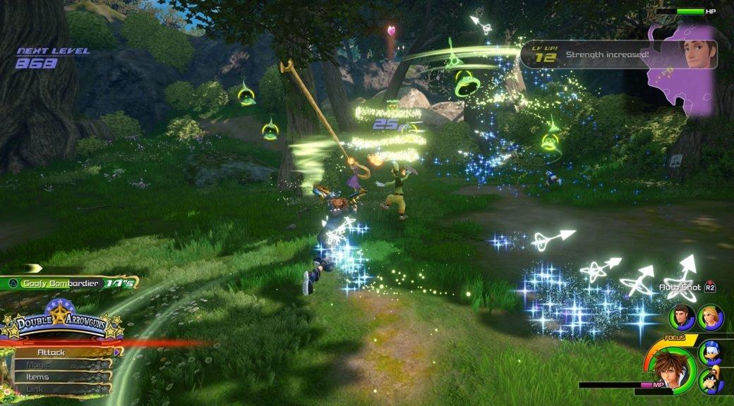 Рецензия на Kingdom Hearts 3 | Канобу - Изображение 1