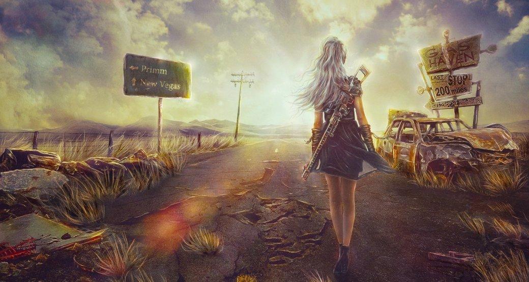 Новый мод для Fallout: New Vegas позволяет увидеть, как влияет выбранная вами концовка намир игры | Канобу - Изображение 349
