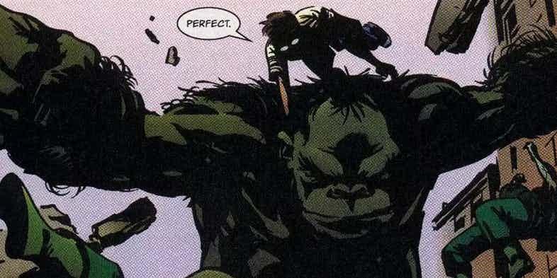15 самых странных версий Халка в комиксах | Канобу - Изображение 5308