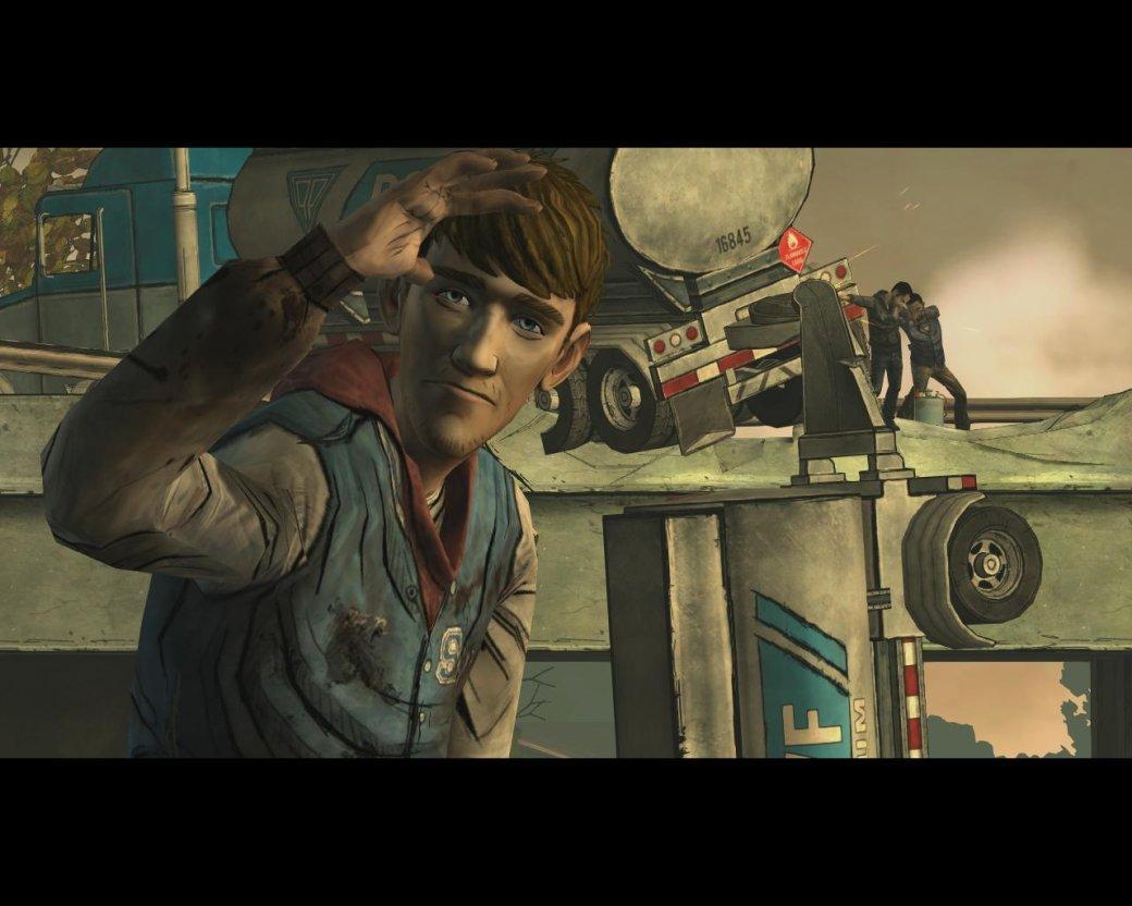 Осталась одна Таня: рецензия на The Walking Dead: Episode 3 - Long Road Ahead | Канобу - Изображение 1