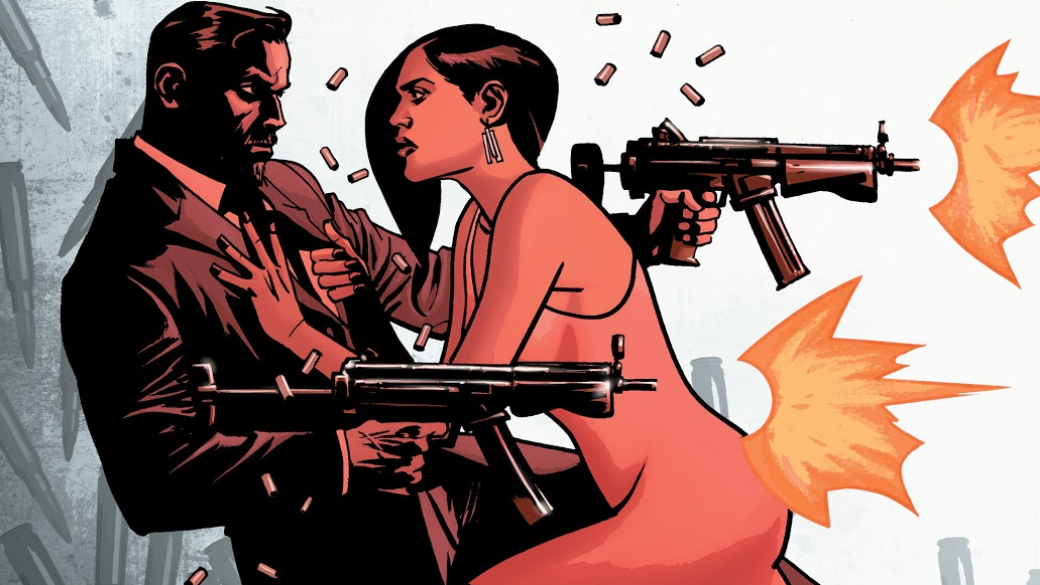 Уже скучаете по«Ходячим мертвецам»? Попробуйте комикс Киркмана Thief ofThieves огениальном воре | Канобу
