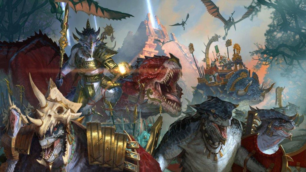 Взгляните напотрясающие концепт-арты Total War: Warhammer II. - Изображение 6