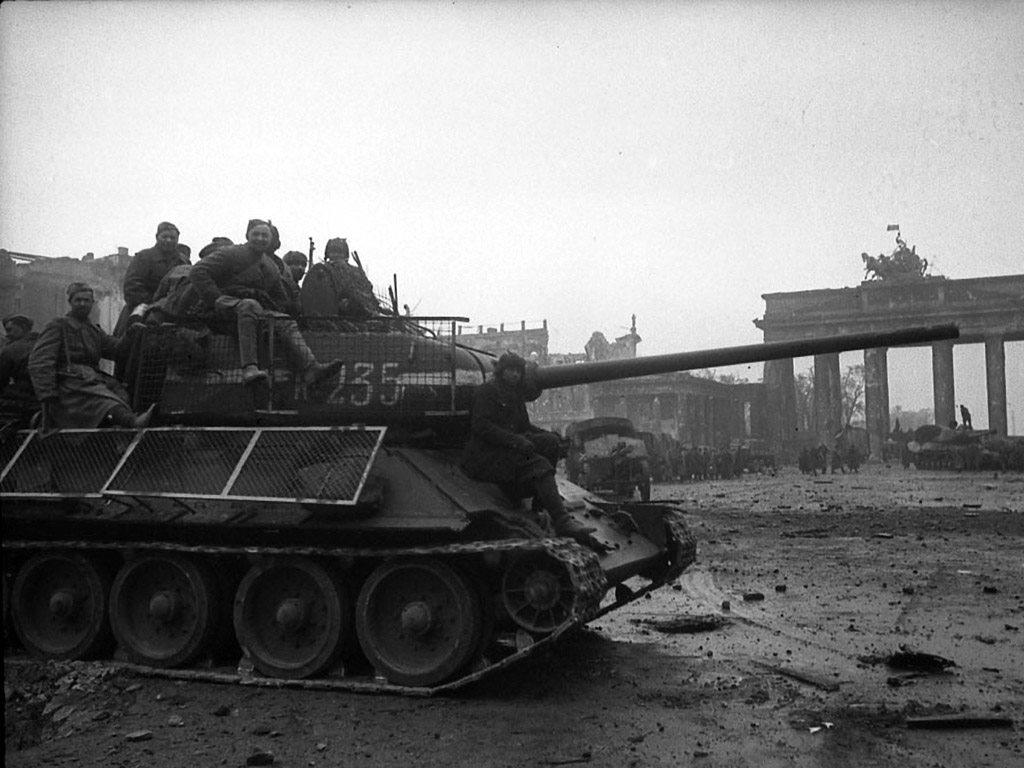 Танки и самоходные установки из World of Tanks, принимавшие участие в битве за Берлин | Канобу - Изображение 7817