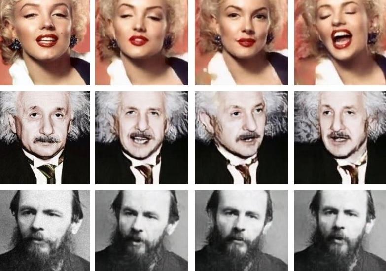 С помощью искусственного интеллекта Samsung превращает фотографии в говорящие головы | Канобу - Изображение 1