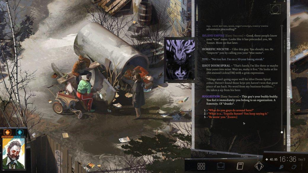 Как истинно компьютерная RPG Disco Elysium работает сгеймпадом? Неплохо, нонебез проблем