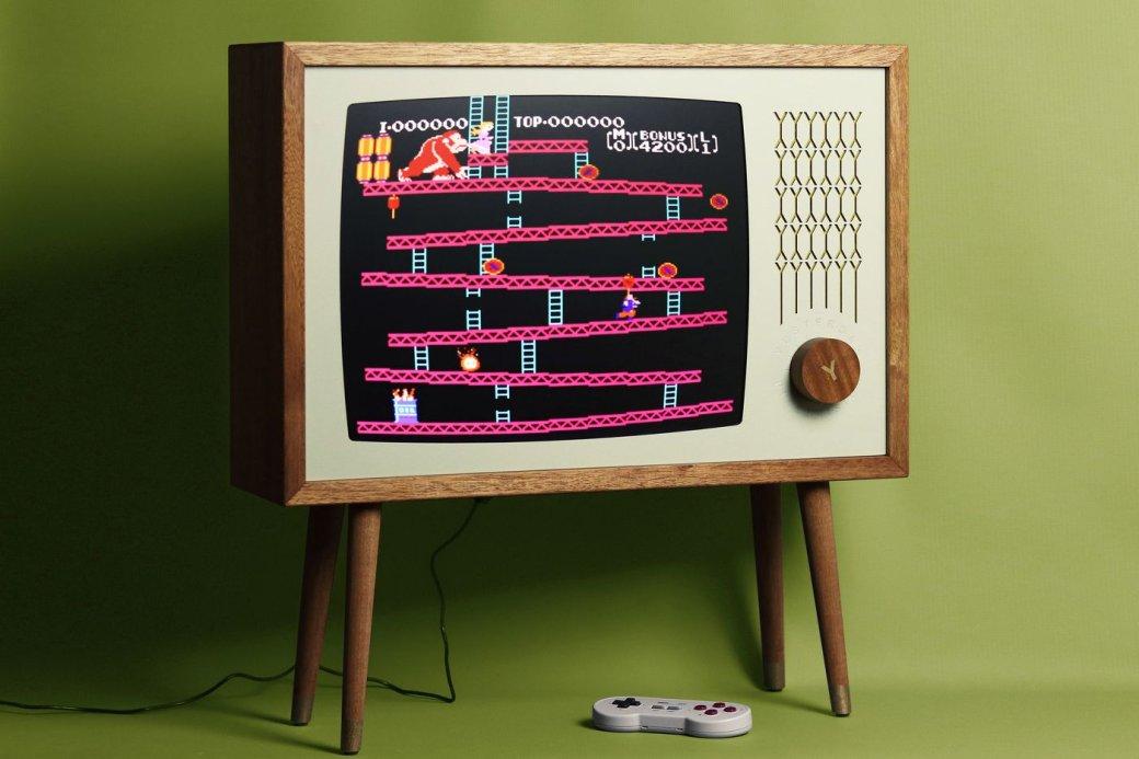 Yesterday Vision — эмулятор старых консолей в ретро-телевизоре за $2799   Канобу - Изображение 1634