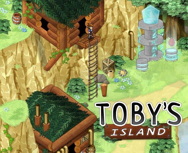 Гость с Kickstarter: Toby's Island | Канобу - Изображение 8