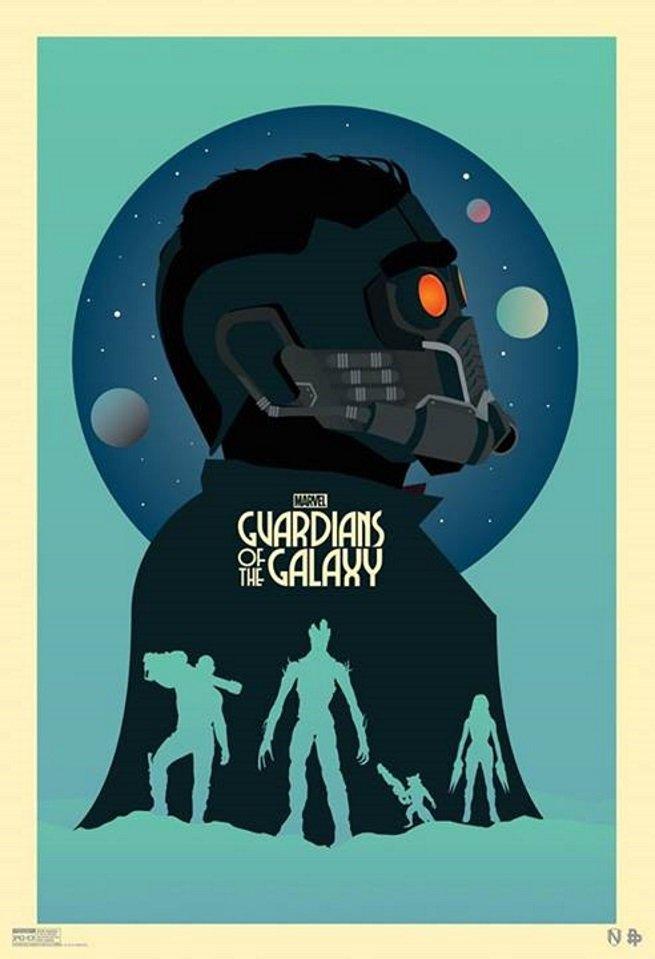 Лучшие постеры Comic-Con | Канобу - Изображение 9