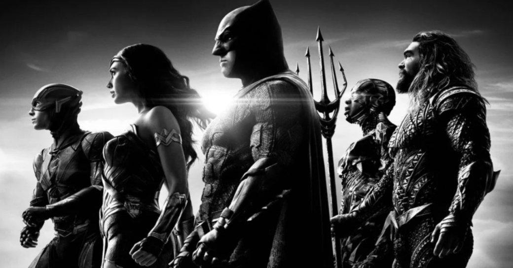 «Лига справедливости» Зака Снайдера (2021) - дата выхода, трейлер, актеры, новости, где смотреть   Канобу
