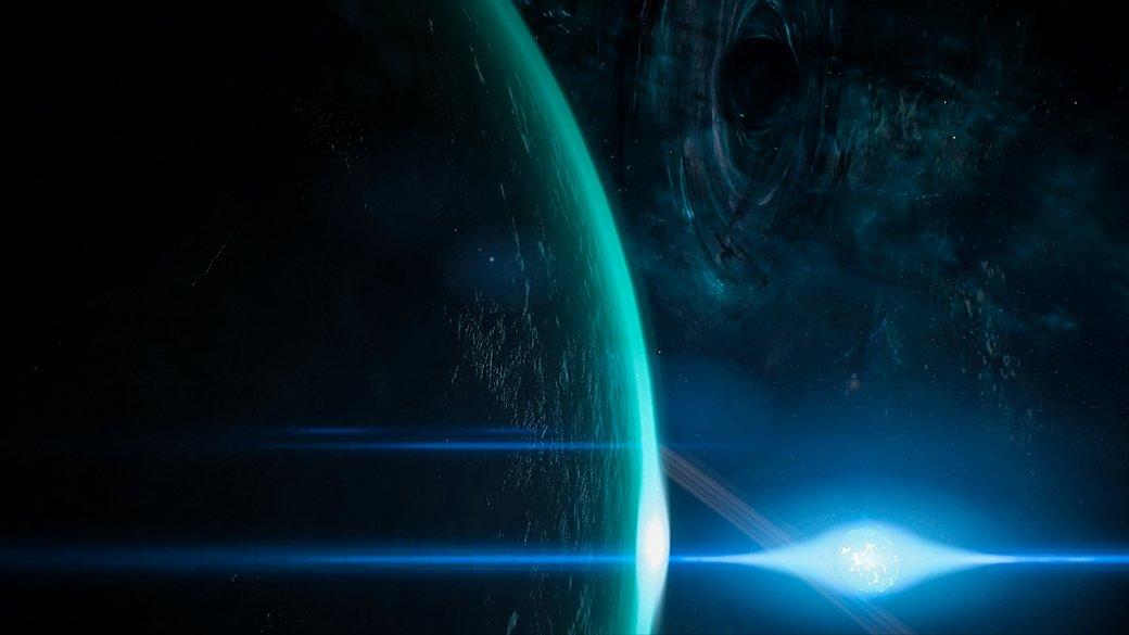 Потрясающий космос Mass Effect: Andromeda   Канобу - Изображение 9897