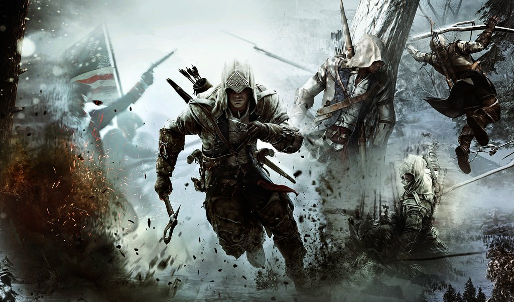 Скидки дня. Assassin's Creed III Deluxe Edition и еще две игры | Канобу - Изображение 1