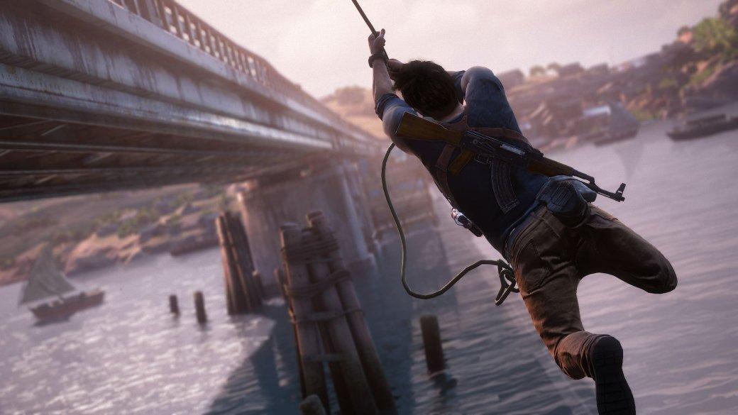 Paris Games Week. Впечатления от мультиплеера Uncharted 4 | Канобу - Изображение 1