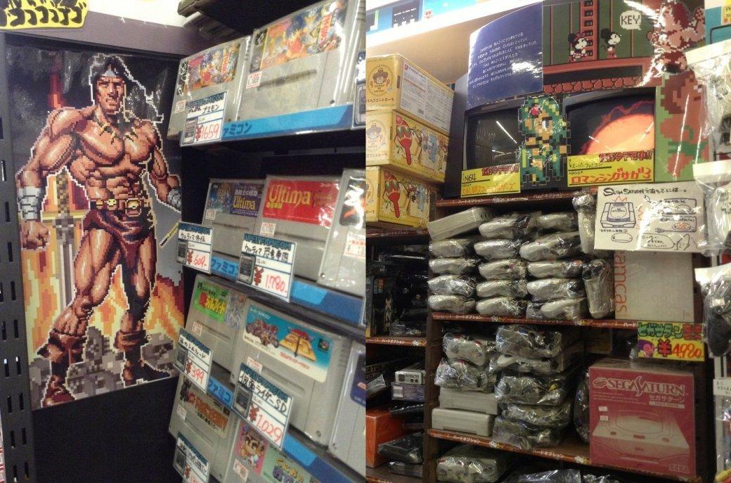 Как устроены японские магазины видеоигр | Канобу - Изображение 13