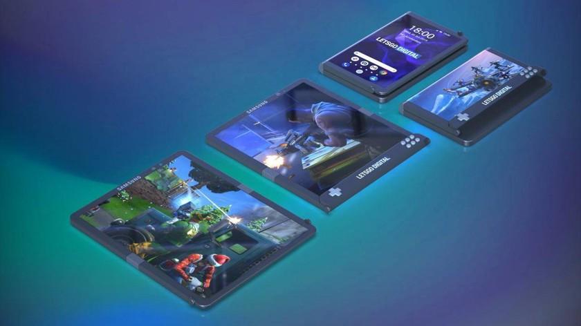 Samsung работает над складным игровым смартфоном | Канобу - Изображение 7114