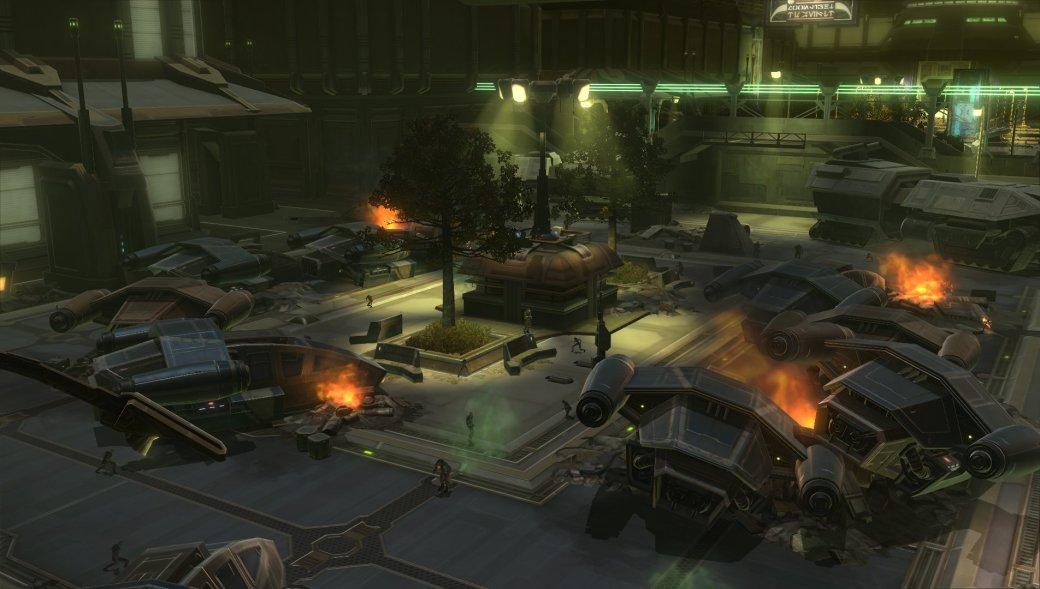 Рецензия на Star Wars: The Old Republic | Канобу - Изображение 4259