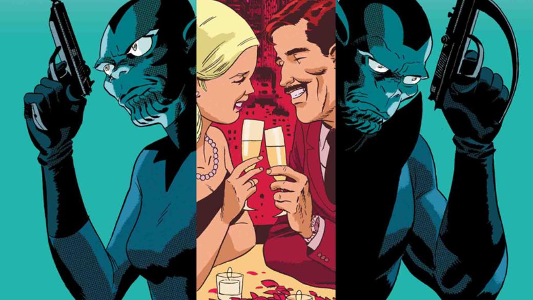5июня закончилась мини-серия изпяти номеров Meet the Skrulls, крайне тихо стартовавшая незадолго допремьеры фильма «Капитан Марвел». История оскруллах отРобби Томпсона иНико Анришона никак несвязана сфильмом оКэрол Дэнверс, кроме того факта, что вцентре истории раса скруллов. Кудивлению многих, Meet the Skrulls оказался отличным примером законченной истории, которая при этом максимально обособлена отостальной вселенной Marvel иотлично работает вотрыве отнее. Так очемже комикс?