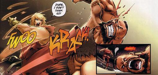 Комиксы: Street Fighter | Канобу - Изображение 1