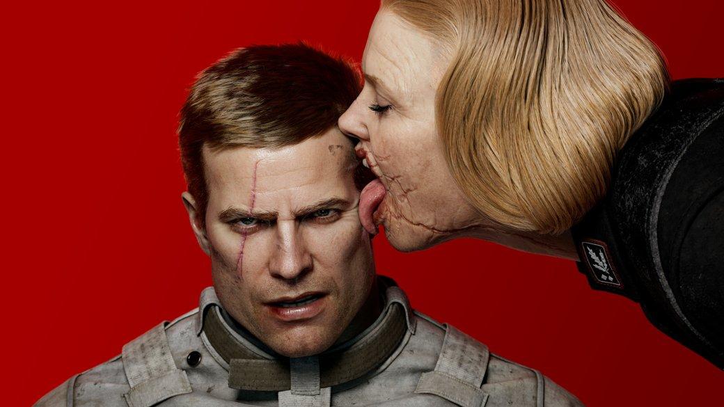 30 главных игр 2017 года. Wolfenstein 2: The New Colossus— Тарантинобы одобрил. - Изображение 1