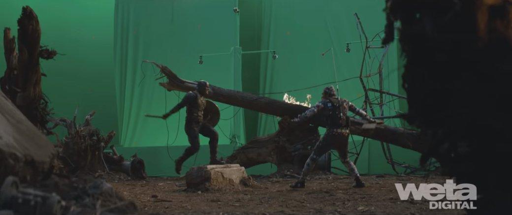 Как выглядела последняя битва из«Мстителей: Финал» без спецэффектов? | Канобу - Изображение 8342
