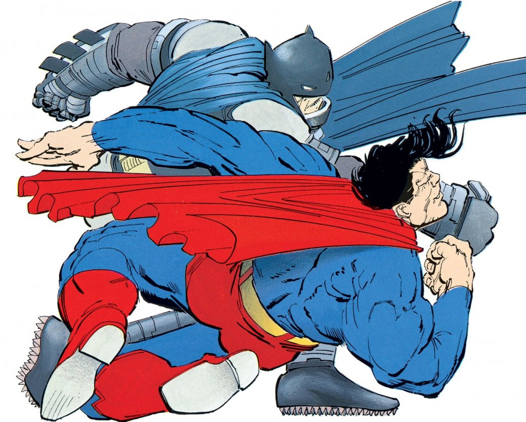 The Dark Knight: что нетак скомиксами Фрэнка Миллера про Бэтмена? | Канобу - Изображение 12