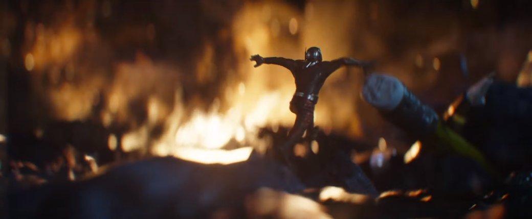 70 неудобных вопросов кфильму «Мстители: Финал» | Канобу - Изображение 14