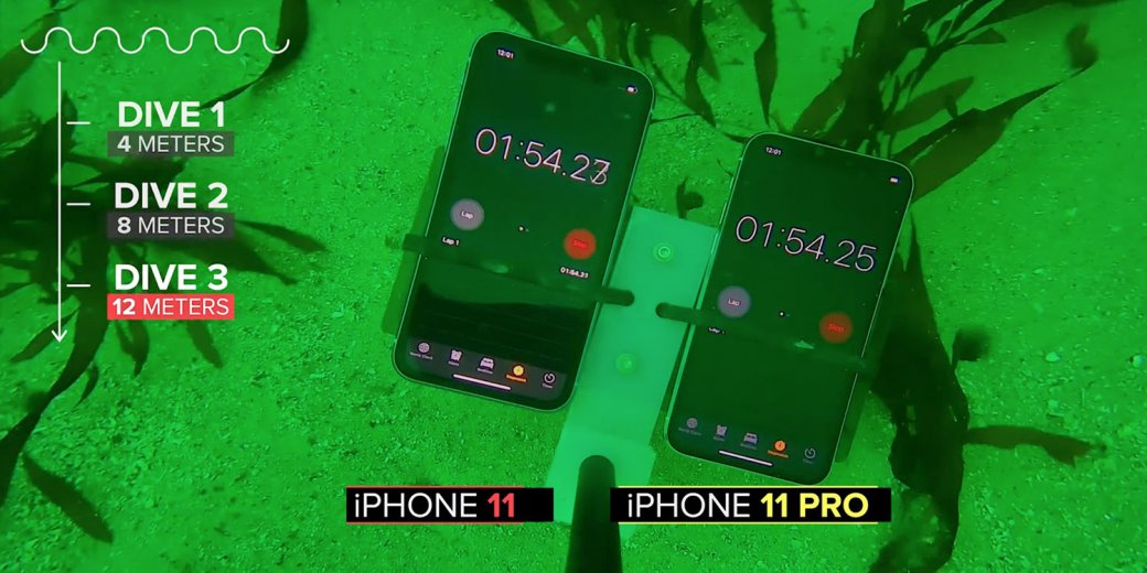iPhone 11 иiPhone 11 Pro топили-топили инеутопили | Канобу - Изображение 0
