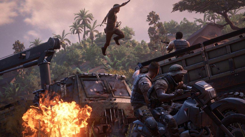 Paris Games Week. Впечатления от мультиплеера Uncharted 4 | Канобу - Изображение 2