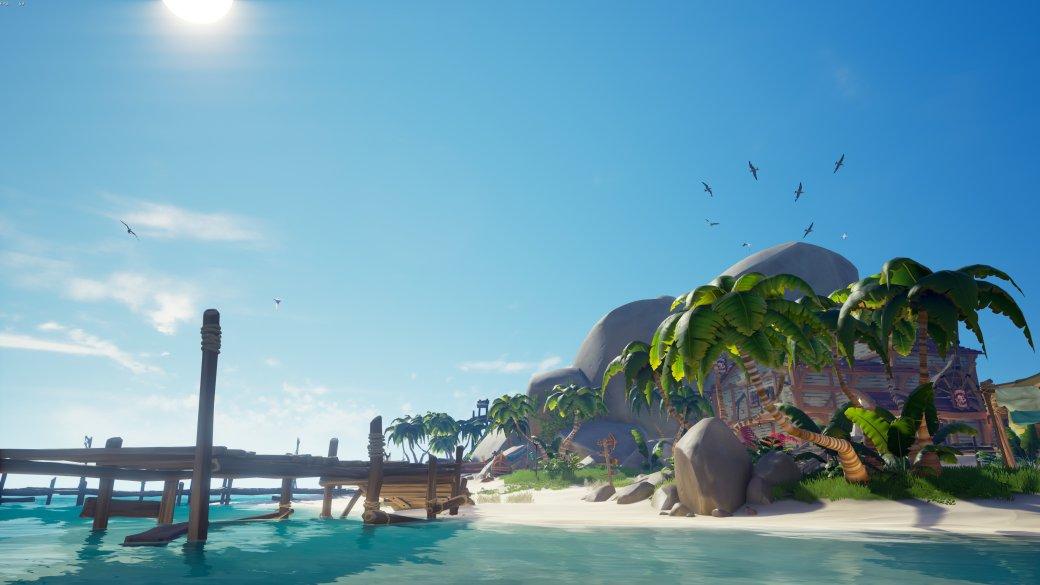 Рецензия на Sea of Thieves. Обзор игры - Изображение 3