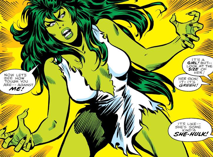 Чем Женщина-Халк отличается отХалка? Супергерой, адвокат, Мститель | Канобу - Изображение 556