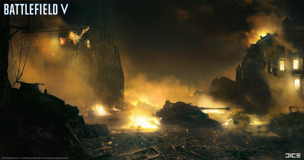 Взгляните на атмосферные концепт-арты и иллюстрации по Battlefield V   Канобу - Изображение 270