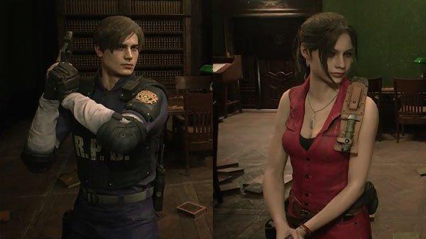 В 1998-м для Resident Evil 2 сняли рекламу с живыми актерами. И для ремейка решили это повторить! | Канобу - Изображение 7940