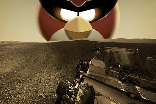 Сны марсохода: что увидел Curiosity Rover на красной планете | Канобу - Изображение 1