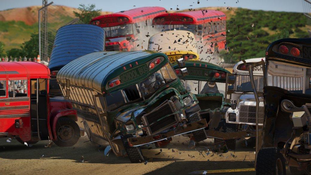 Рецензия на Wreckfest, новую игру авторов FlatOut и FlatOut 2, гонку, где можно разбивать машины | Канобу - Изображение 3