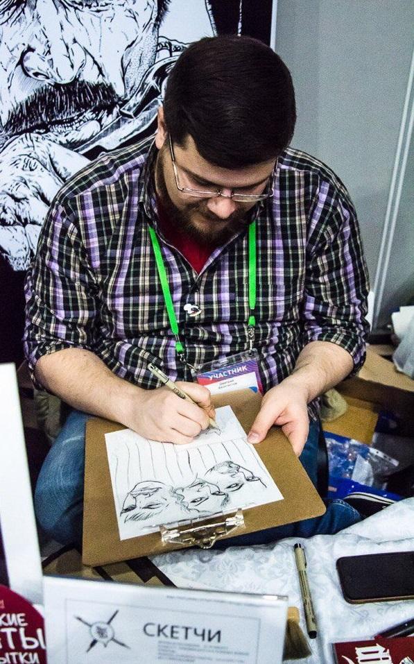 Учимся рисовать комиксы: экспресс-курс исоветы художников. - Изображение 3