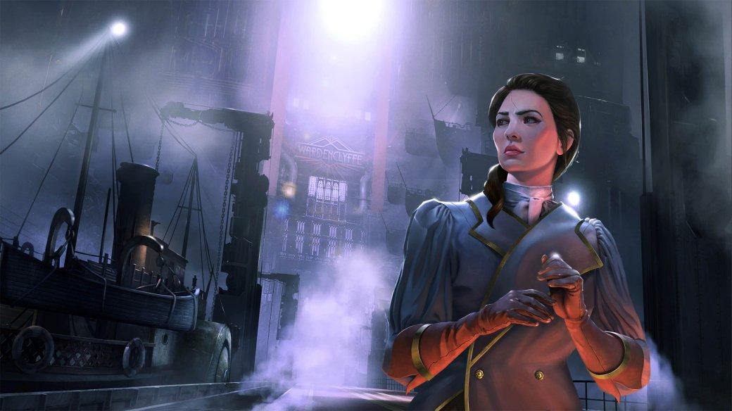 ОбзорClose tothe Sun, рецензия на Close tothe Sun— еслибы BioShock была «симулятором ходьбы» | Канобу