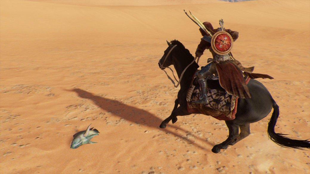 Гифка дня: искусственный интеллект рыб следующего поколения вAssassin's Creed: Origins | Канобу - Изображение 3962