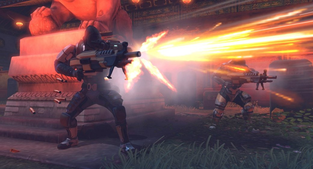 XCOM: Enemy Unknown. Slingshot DLC | Канобу - Изображение 2