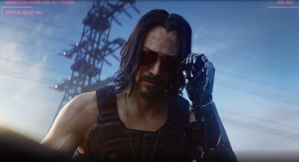 E3 2019: вновый крутой трейлер Cyberpunk 2077 заглянул Киану Ривз! Аеще назвали дату выхода | Канобу - Изображение 1