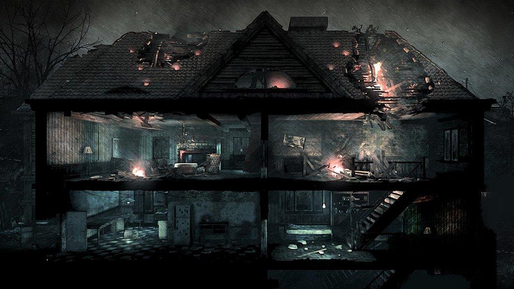 Обзор This War of Mine - рецензия на игру This War of Mine | Рецензии | Канобу