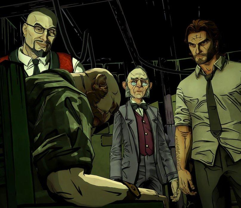 Обзор The Wolf Among Us: Episode 2 Smoke and Mirrors - рецензия на игру The Wolf Among Us: Episode 2 Smoke and Mirrors | Рецензии | Канобу