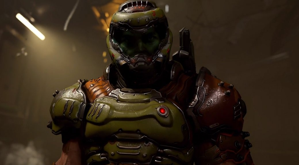 «ИгроМир 2019». Doom Eternal — сверхскоростной шутер, в который ни за что нельзя играть на геймпаде | Канобу - Изображение 154