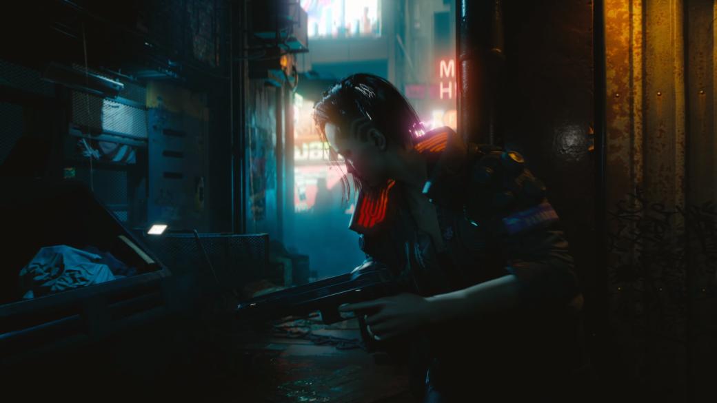 Станет ли Cyberpunk 2077 эксклюзивом Epic Store? Официальный Твиттер-аккаунт игры дал ответ | Канобу - Изображение 1