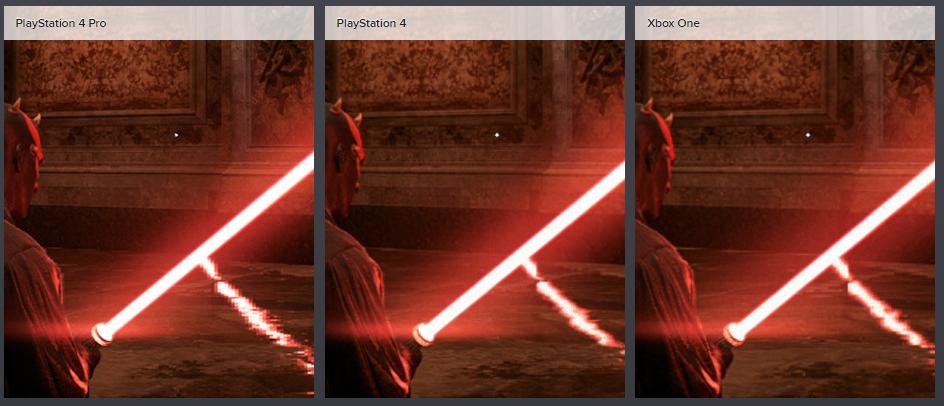 Star Wars Battlefront I, II, III: Эксперты Digital Foundry оценили космические красоты Battlefront II на консолях